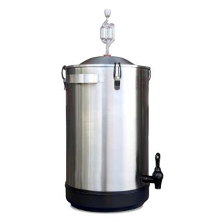 Grainfather fermenter 25 liters with drainage tap of stainless steel - NEW!