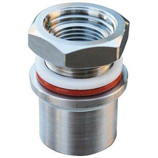 Ss Brewtech Thermometer-Kupplung (nahtlos) für Kessel, 14,95 &eu