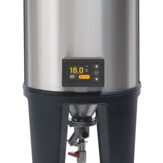 Grainfather Conical Fermenter Pro Edition (zylindrokonischer, doppelwandiger Gärbehälter)