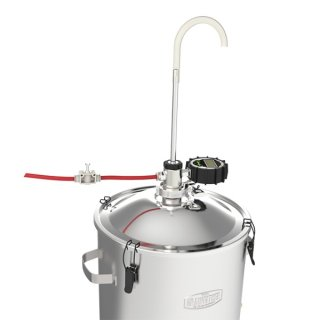 Grainfather Conical Fermenter Umdrückset
