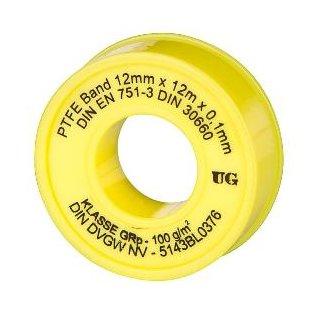 Gewindedichtband PTFE Teflon Dichtband für Feingewinde